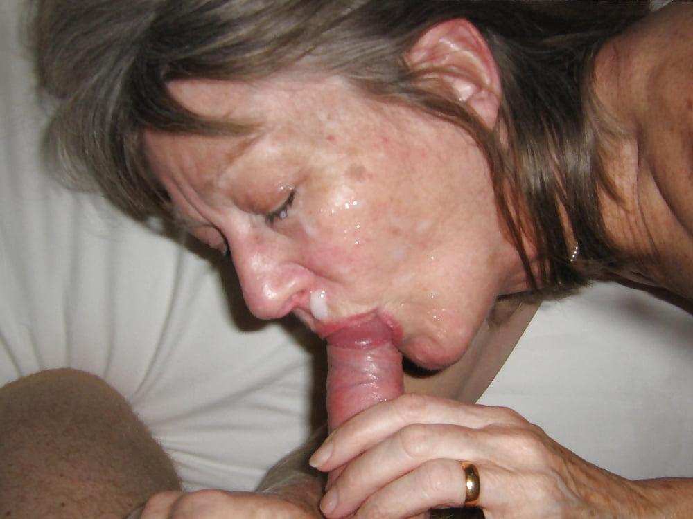 My mom swallowed my cum