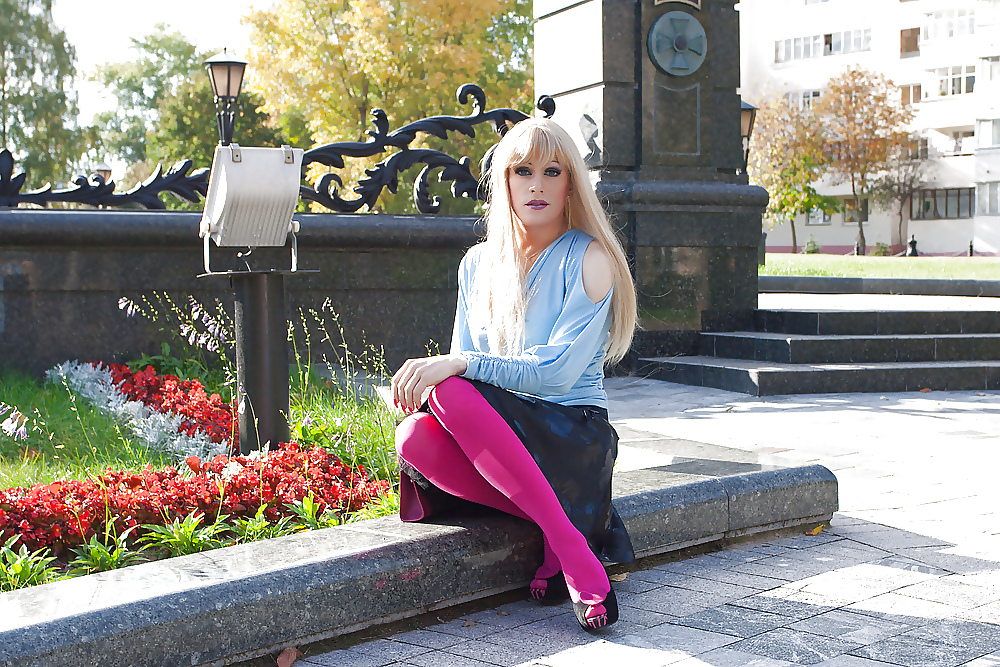 Трансвеститы на улице видео — photo 2