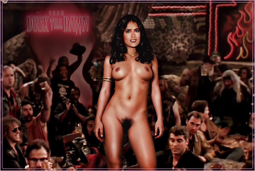 Salma hayek sex tapes