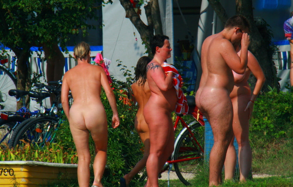 Second life nudist camp