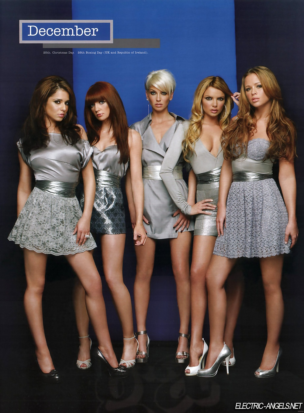 Kimberley walsh claims she just didn't click with nadine and sarah in girls aloud