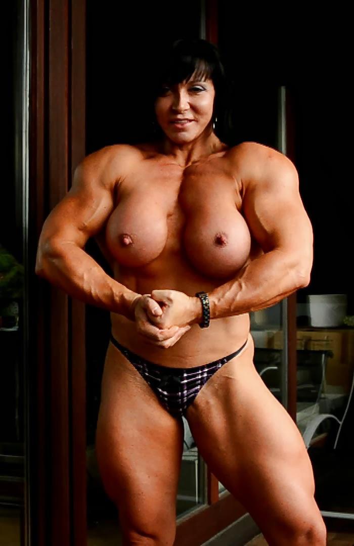 Female bodybuilder muscle morph deviantart