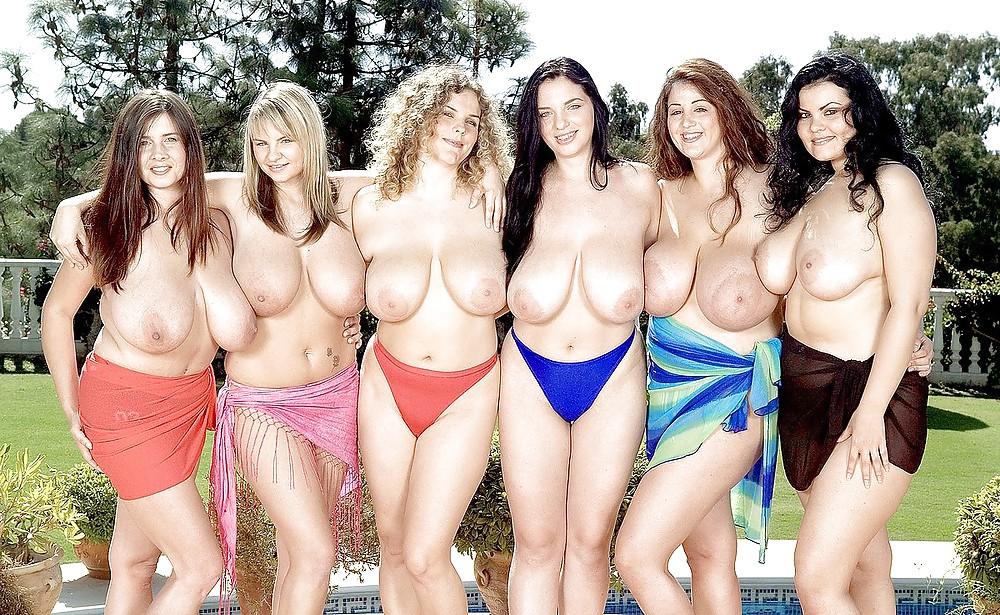 Huge tits lesbian-7515