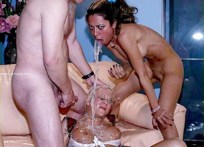 Страшные извращенные порно оргазмы #13