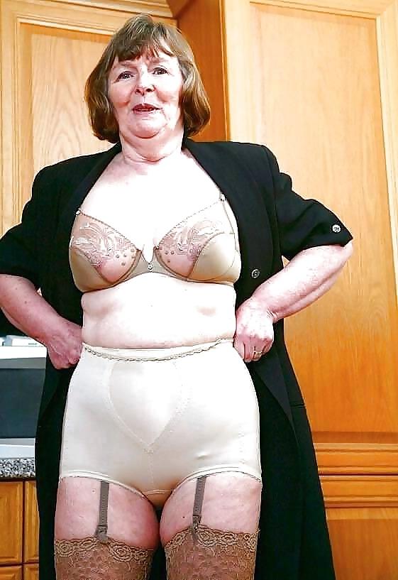 Mature older granny panty tgp — pic 14