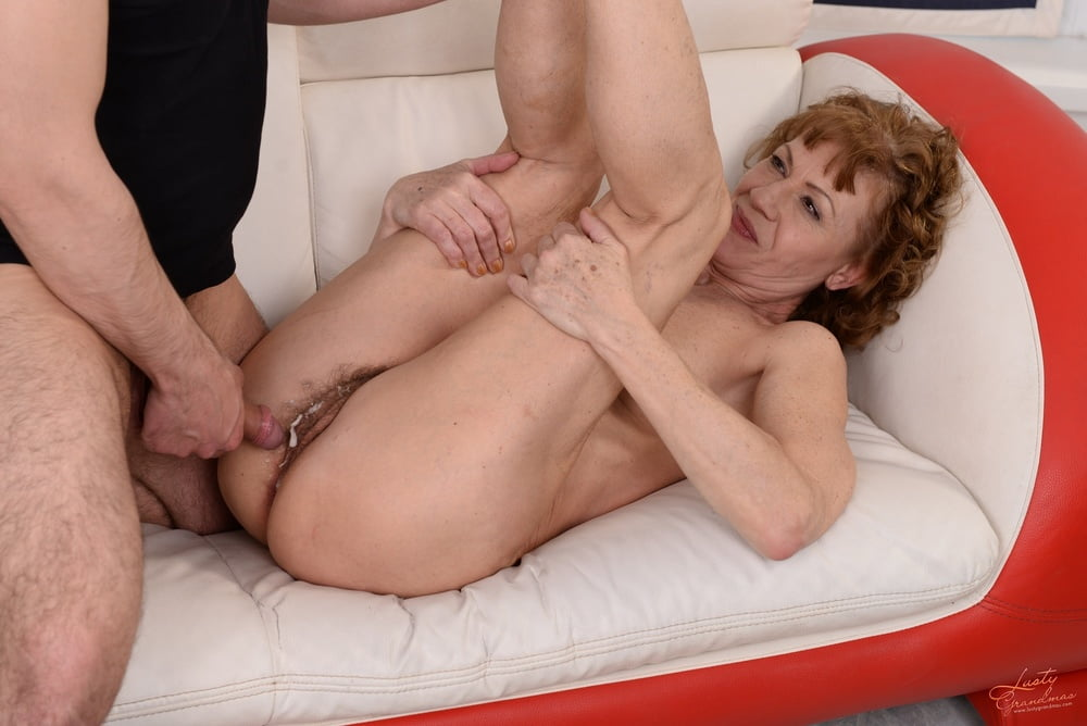 Mature Anal Galleries