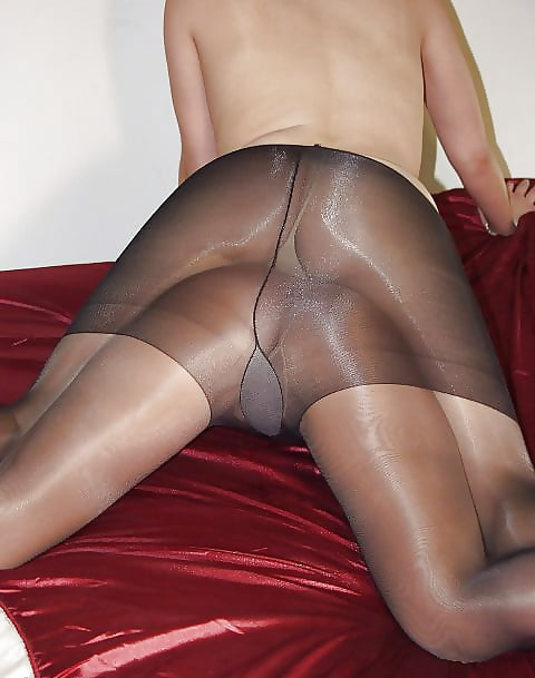 Pantyhose my stocking tube pantyhose fetish