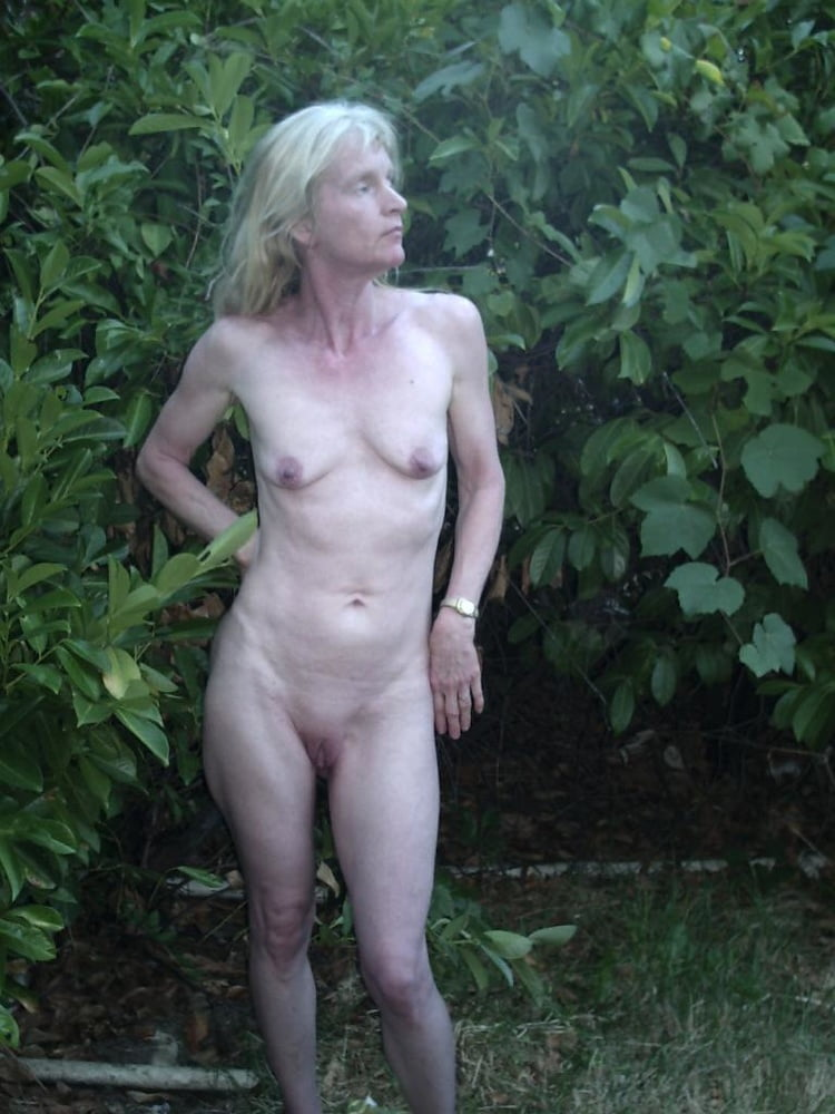 Pics saggy tits on skinny old sluts