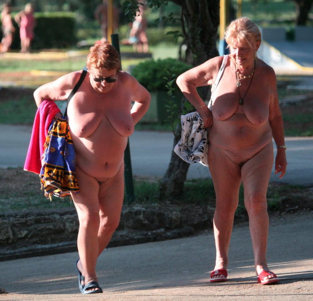 Mature amateur nude beach