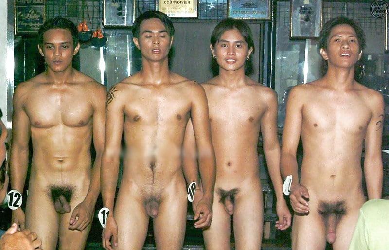 men Nude photo asian