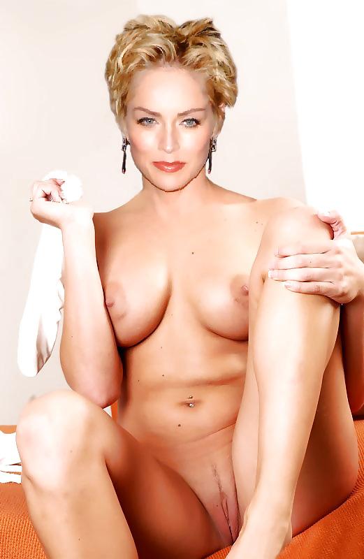 Sharon Stone Sexy Porno