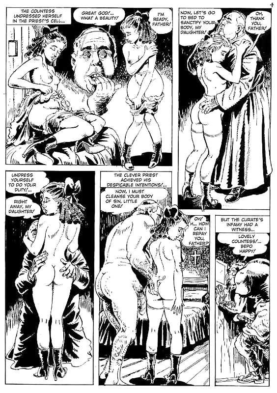 Black n white comics xxx-7703