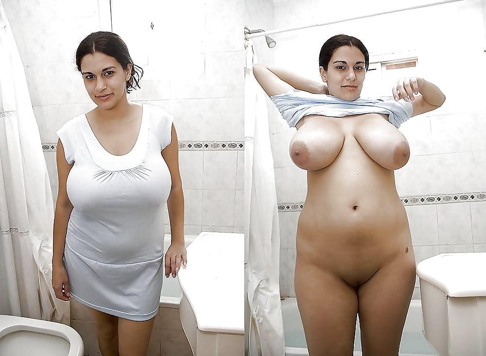 Sex clothes fat woman boobs video mahema