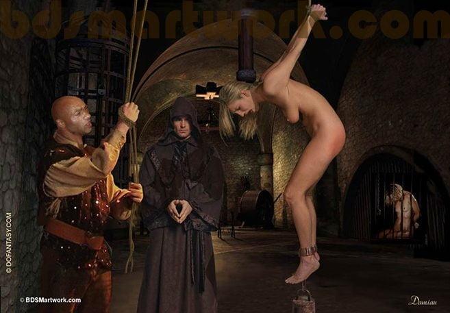 Violentcomix witch hunt bdsm