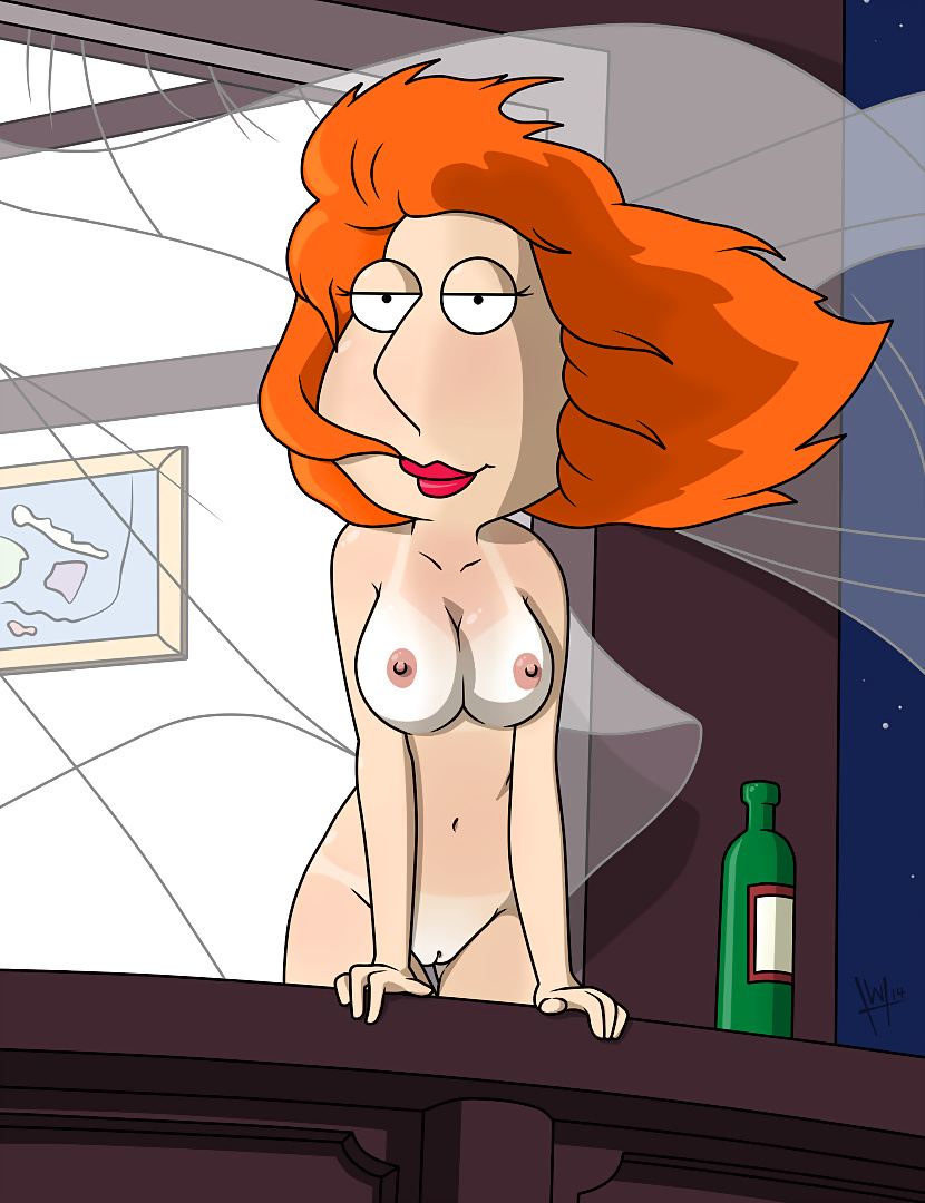 Family guy naked