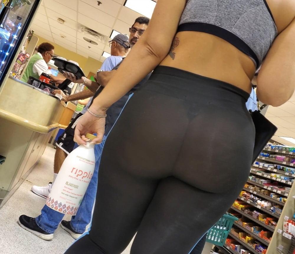 Big Ass In Leggings