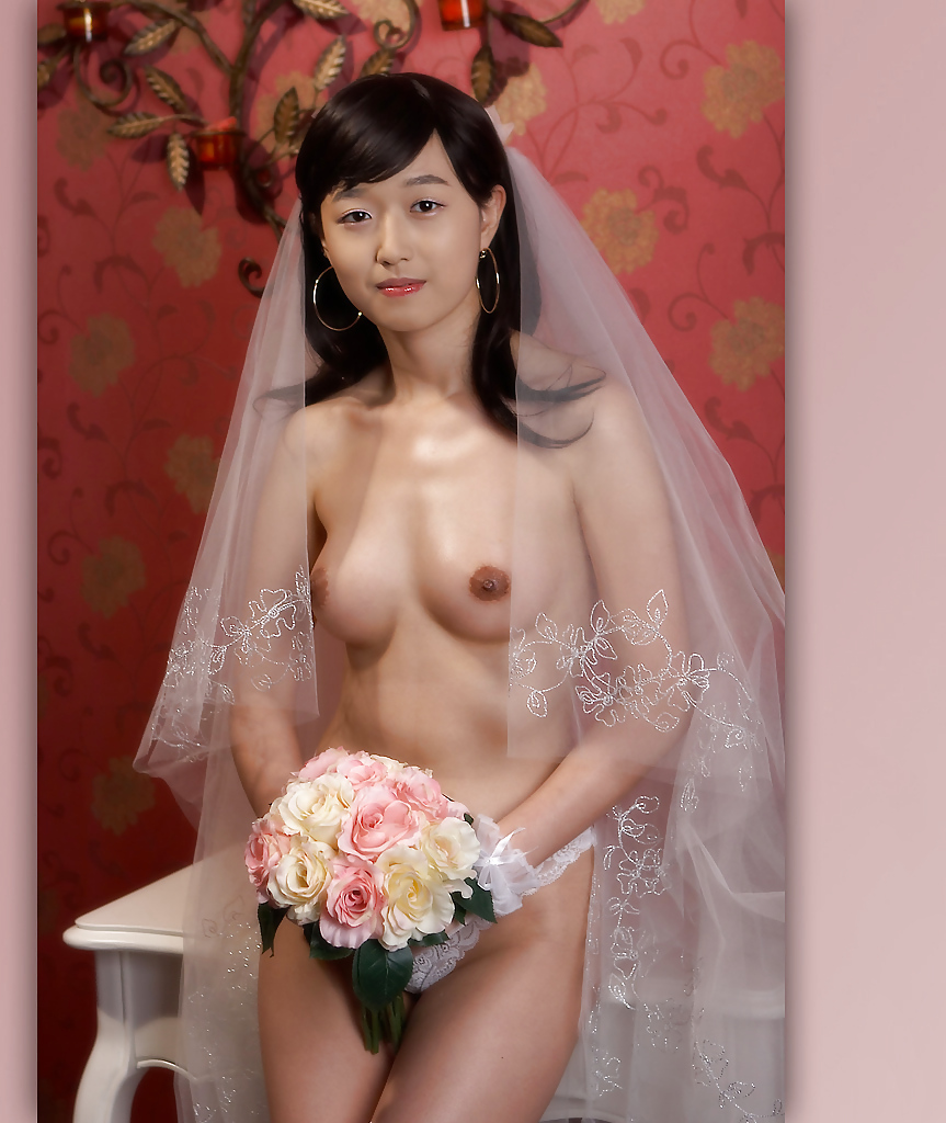 Asian wife brides nude, dicks going n pussy