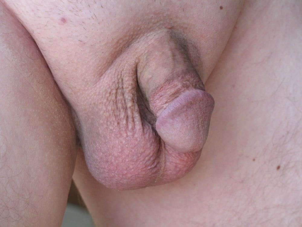Foreskin On My Uncut Penis