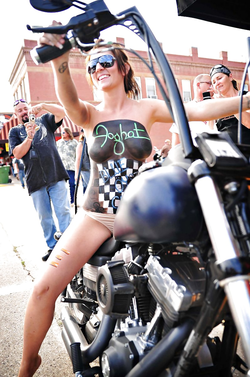 All Women Daytona Beach Bike Week