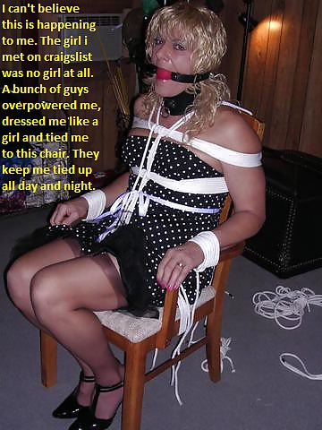 Even more craigslist sissy bondage captions page