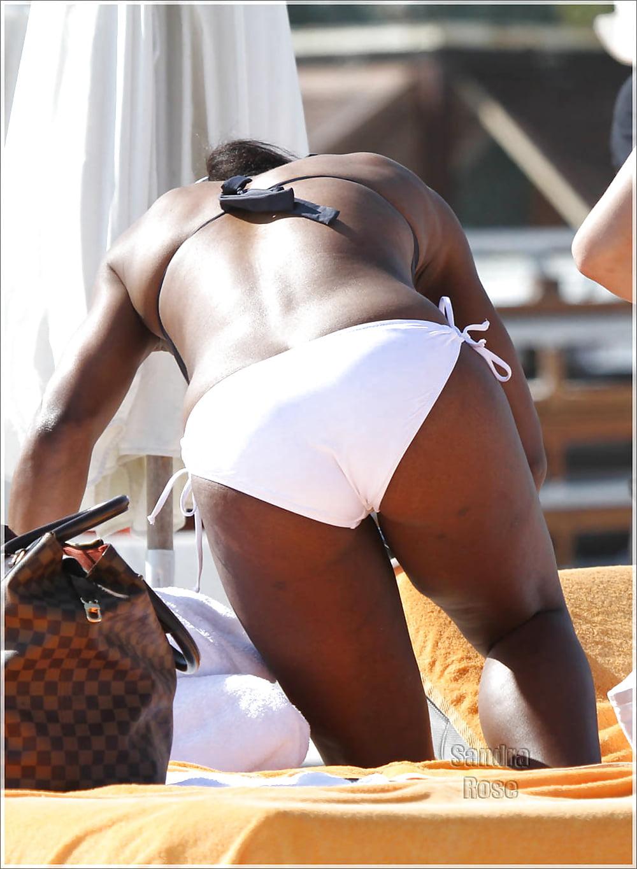 Serena williams bare ass, porno photographers