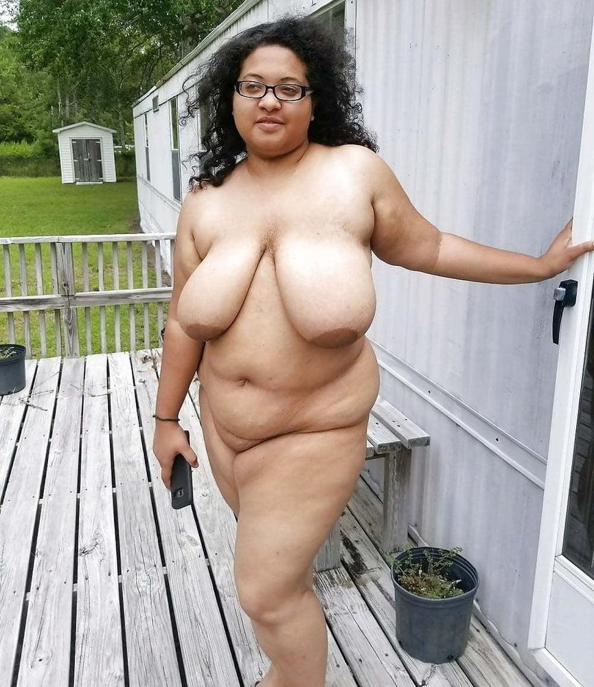 Black Ebony BBW women with glasses - 89 Pics