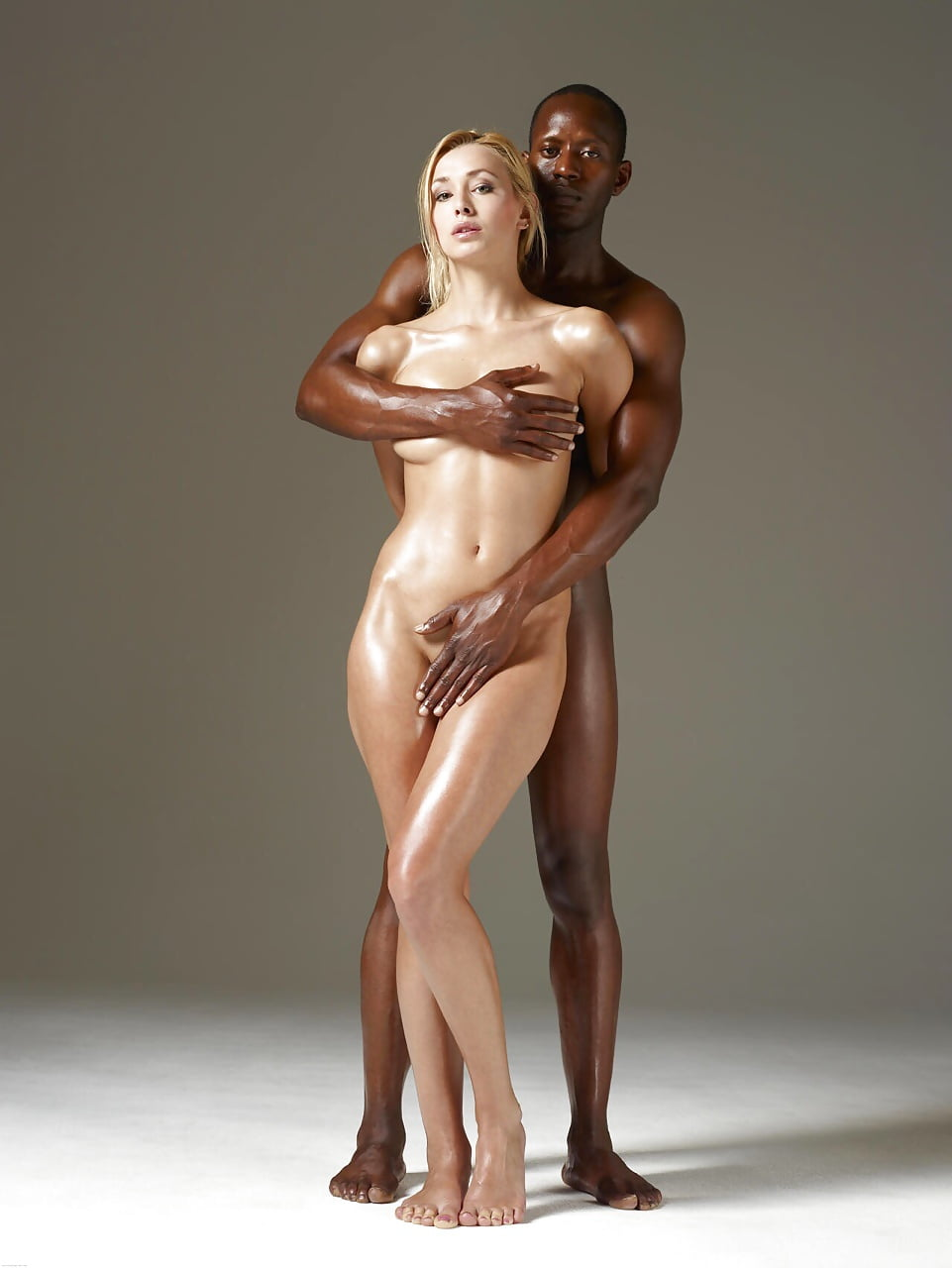 White men black girls naked — 15