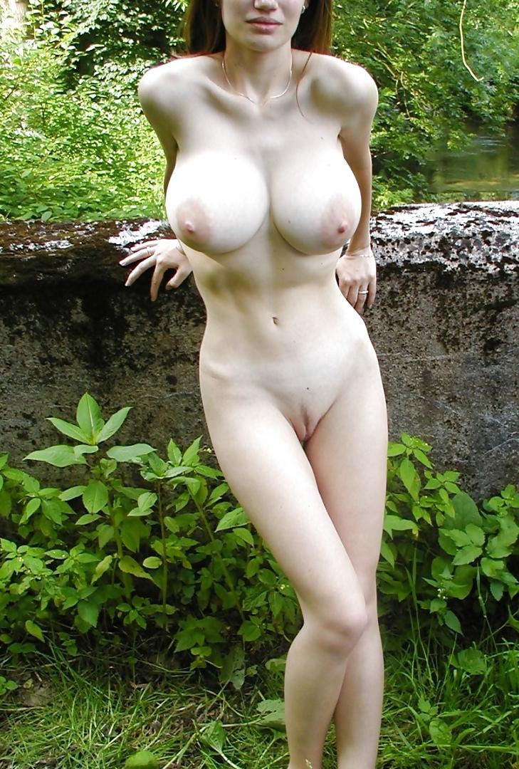 girl Big natural boob
