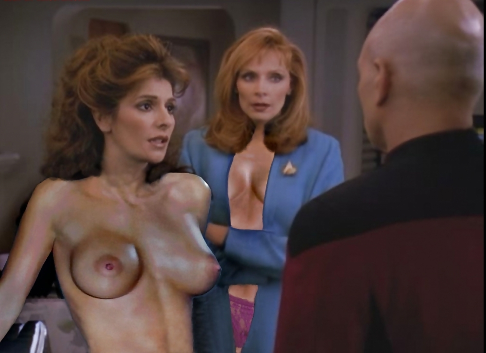 Star Trek Orion Women Nude