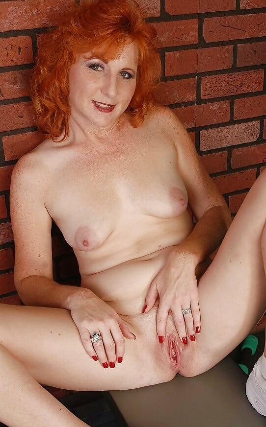 Older redheads naked