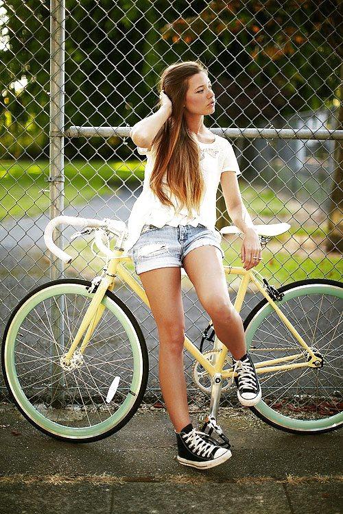 Bike with girls-9993