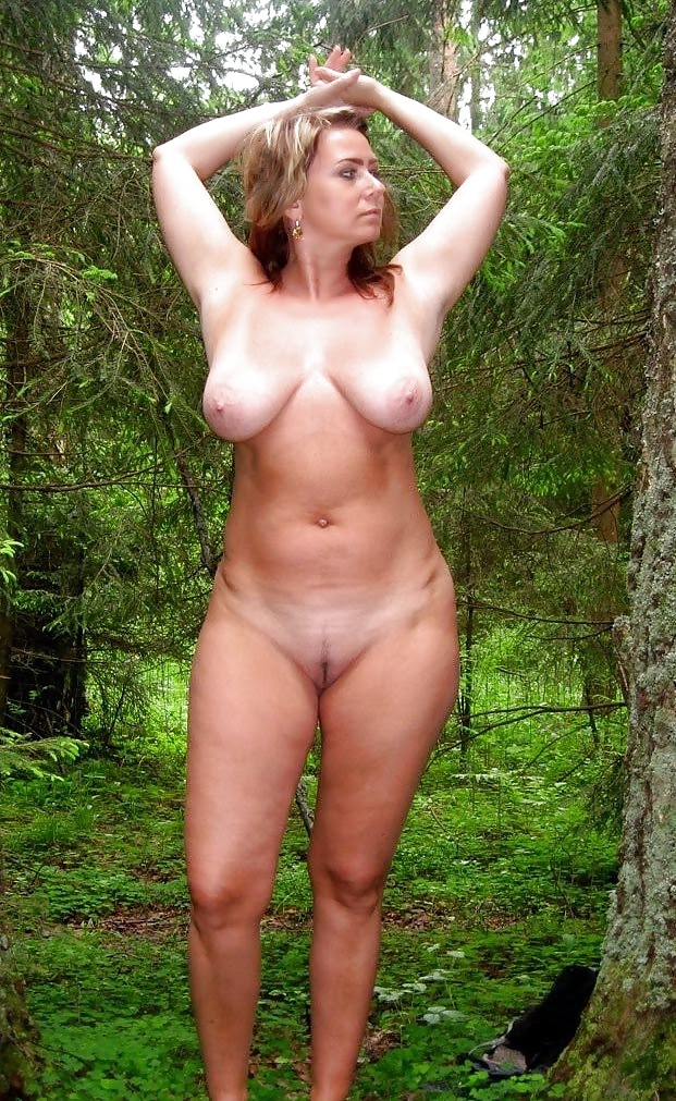 Nice Naked Mature Women