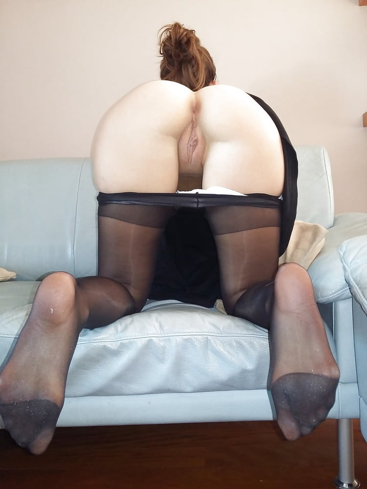 Amateur stockings naked ass wife hien