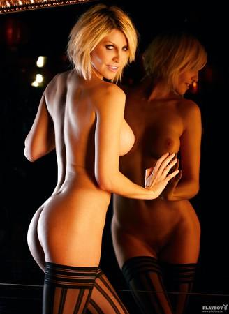 Playboy cathy Kathy Shower