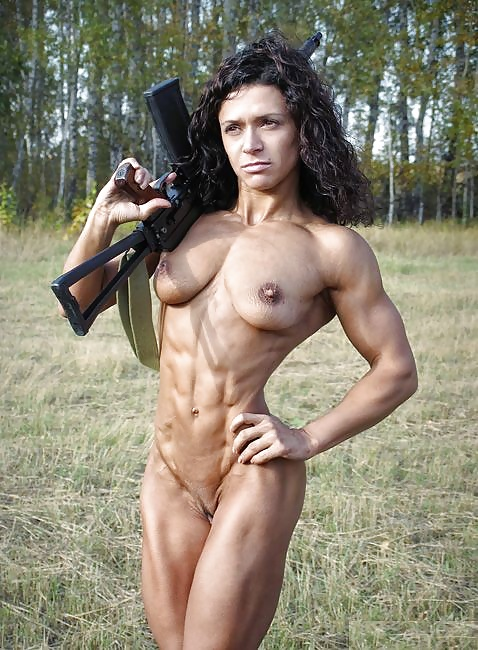 Fuck muscle female
