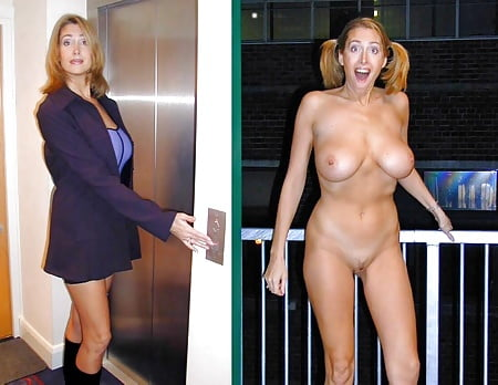male Milf cothed female naked