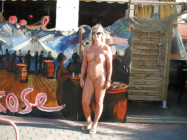 Sex naked people in cap d agde