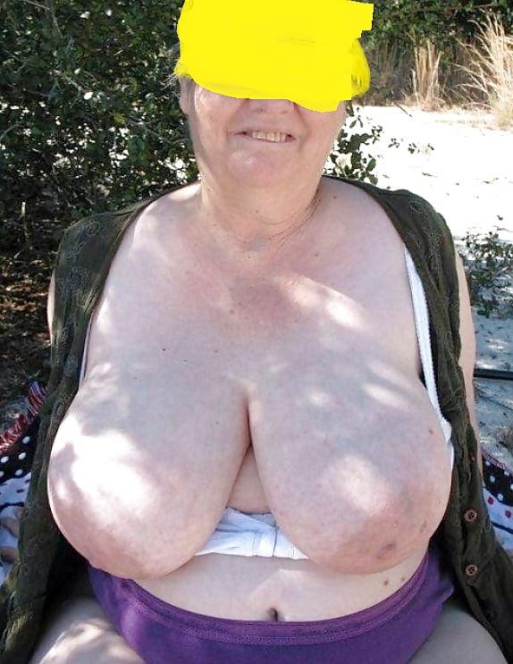 Granny tits t shirt — img 15