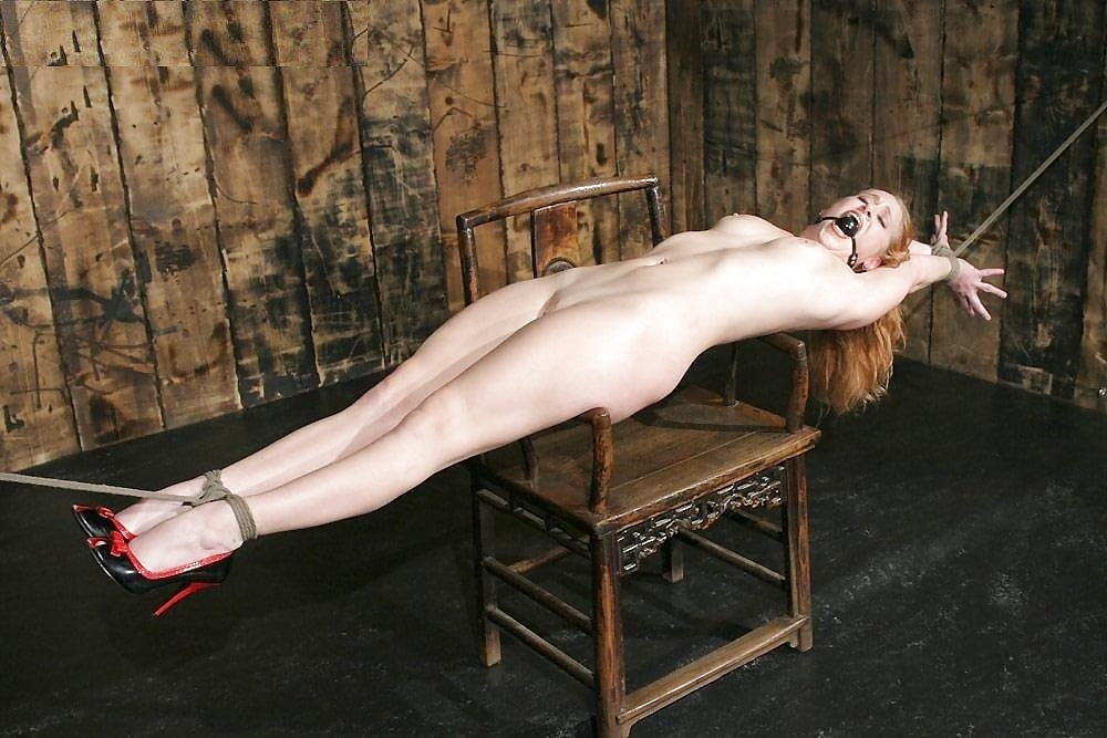 Male bondage erotic