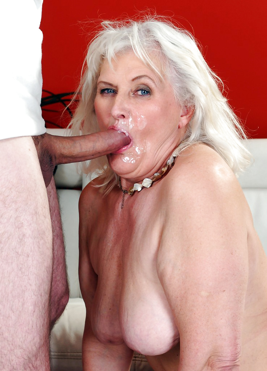 Granny's little toyboy streaming photo