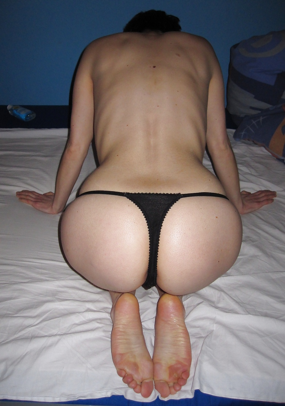 Class slut thong whore