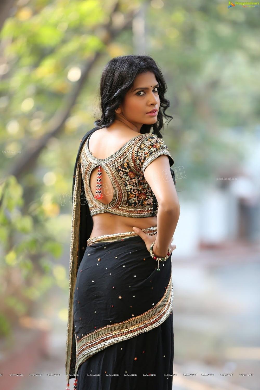 Telugu actress hot sexy pics-7556