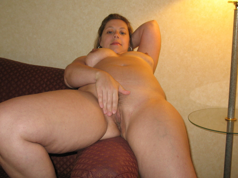 Chubby mom tits