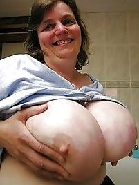 mature german Huge boobs