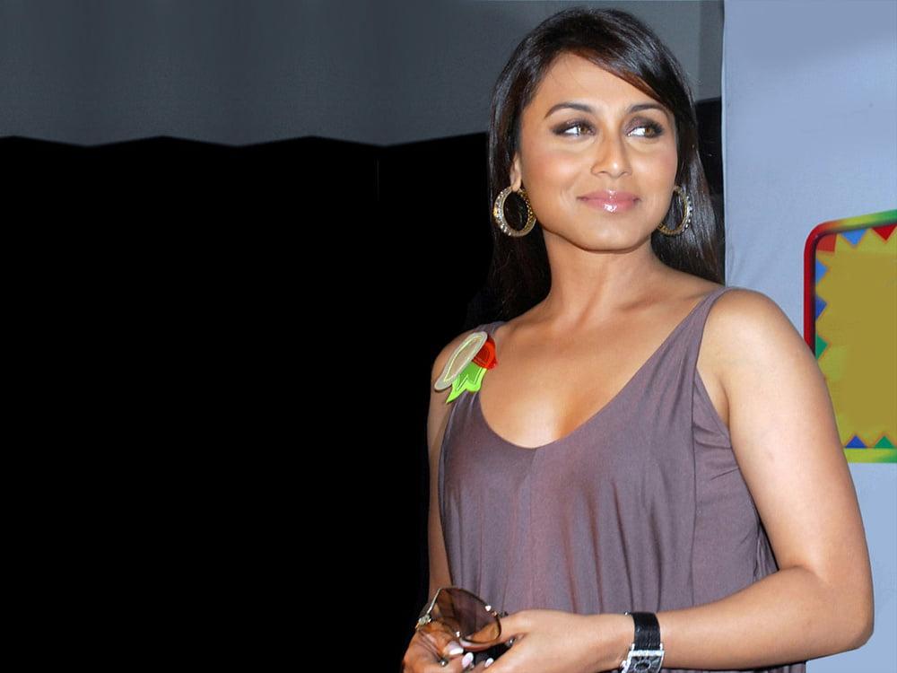 Rani mukherjee naked boobs-1034
