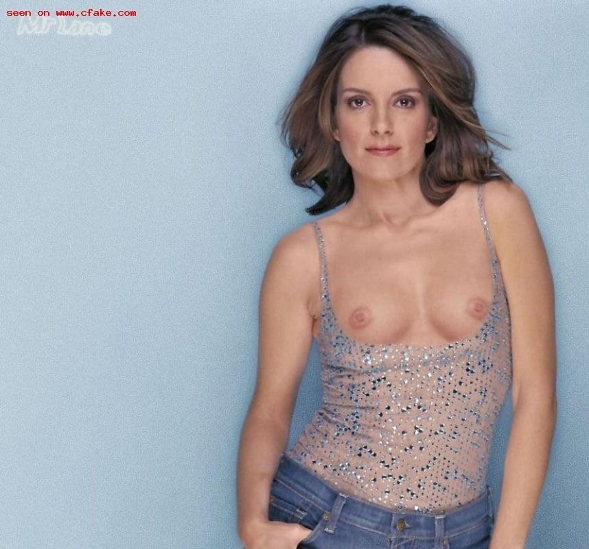 Has tina fey ever posed nude