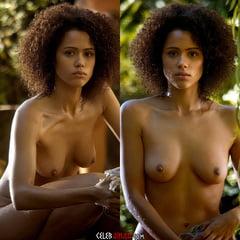 Emmanuel nudes nathalie Nathalie Emmanuel