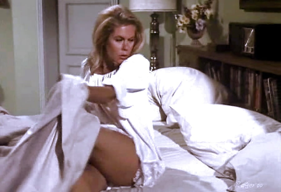 Learn more about bewitched star elizabeth montgomery's four husbands