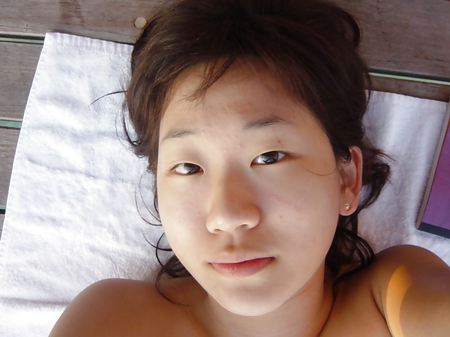 Naked ugly asian girl — pic 8