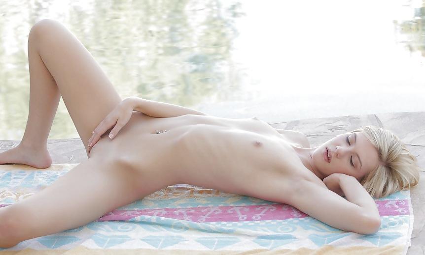 Kleine brüste video